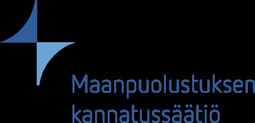 Maanpuolustuksen kannatussäätiö logo